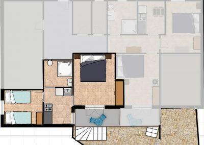 Appartement-Limun-Hochparterre-Grundriss
